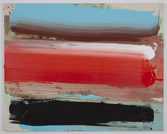 Untitled, 2005, Acrylic on canvas, 53 1/4 x 66 inches