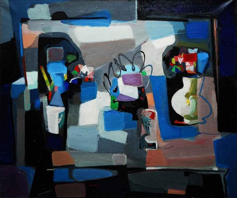 untitled paris, 1952 (31x25in)